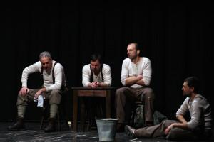 LA VETRINA DEL TEATRO Co.F.As. Teatro S. Marco 1 febbraio 2015. T.I.M.-Teatro Instabile di Meano presenta :TERRA DI NESSUNO