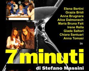 7 MINUTI – 6 maggio – Teatro di Meano